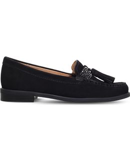 Cosy Suede Loafers