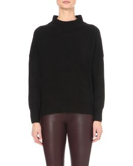 Ziggy Wool And Cotton-blend Jumper