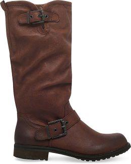 Winter Knee-high Boots