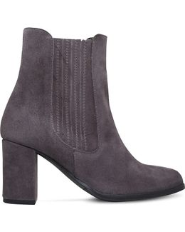 Samuel Suede Ankle Boots