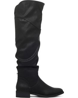 Willa Slouchy Over-the-knee Boots
