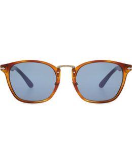 Po3110s Square-frame Sunglasses