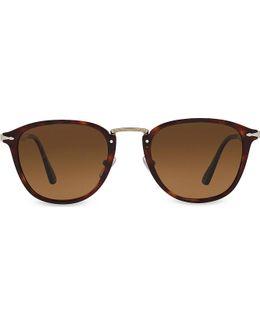 Po3165s Square-frame Sunglasses