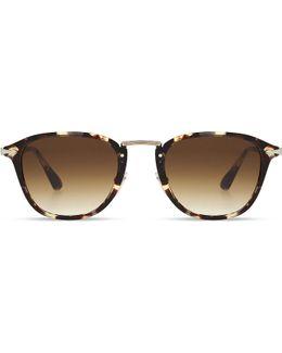 Po31658s Square-frame Sunglasses