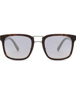 Pr14ts Square-frame Sunglasses