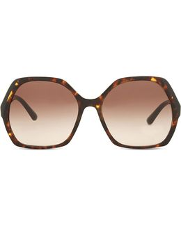 Ar8099 Hexagon-frame Sunglasses