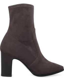 Sadiah Fabric Ankle Boots