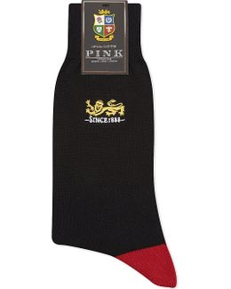 Lions Hulberto Cotton Socks