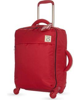Inès De La Fressange Four-wheel Cabin Suitcase 55cm