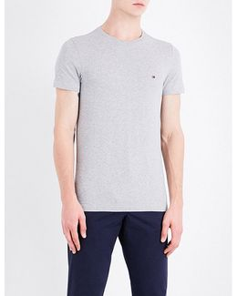 Core Stretch-cotton T-shirt