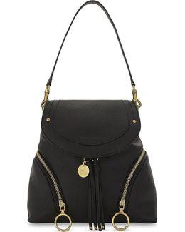 Hoop Leather Backpack