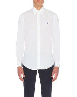Slim-fit Single-cuff Shirt