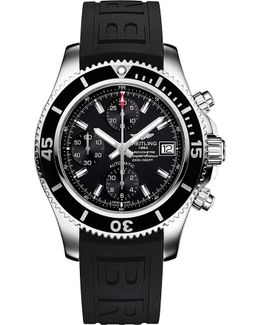 A13311c9/bf98 161a Superocean Stainless Steel Chronograph Watch
