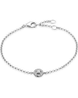 Glam And Soul Sterling Silver Bracelet