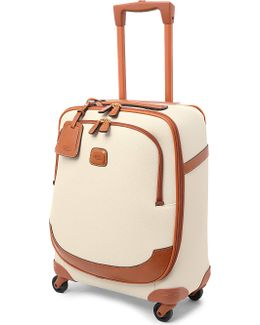 Firenze Leather Four-wheel Suitcase 54cm