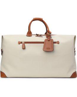 Firenze Leather Medium Holdall