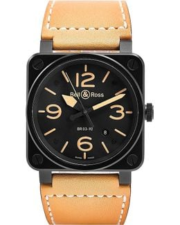 Aviation Heritage Br0392 Automatic Watch