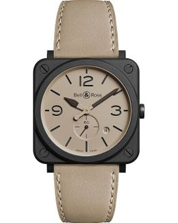 Aviation Br 03-94 Chronographe Desert Type Unisex Watch