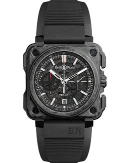 Aviation Br-x1 Carbone Forgé Watch