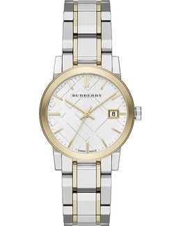 Bu9115 The City Stainless Steel Watch