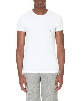 Crewneck Jersey T-shirt