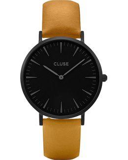 Cl18508 La Bohème Leather Watch