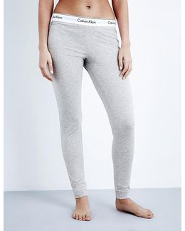 Modern Cotton-jersey Pyjama Bottoms