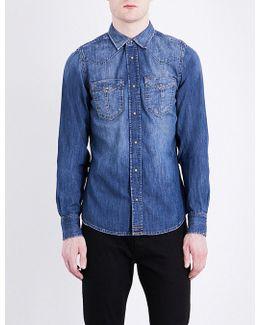D-broome Regular-fit Denim Shirt