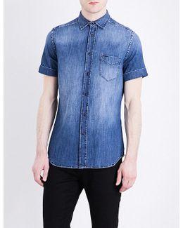 D-kendall Regular-fit Denim Shirt