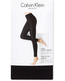 Ultra Fit 100 Denier Matte Shaper Tights