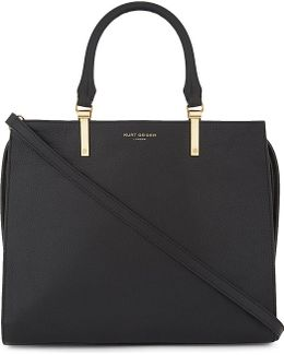 Ladies Timeless Emma Grained Leather Tote