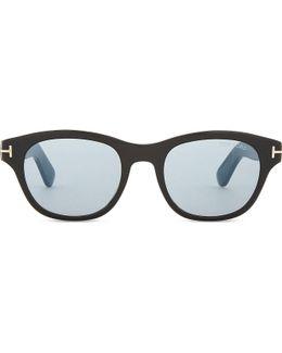 O'keefe Tf530 Square-frame Sunglasses