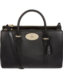 Bayswater Small Double Zip Tote