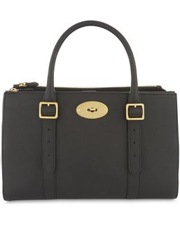 Bayswater Medium Grained Leather Tote