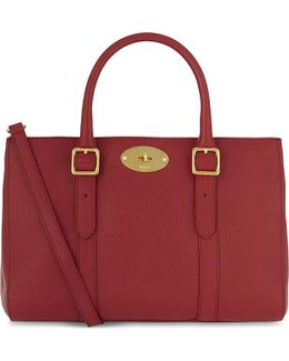 Bayswater Leather Tote