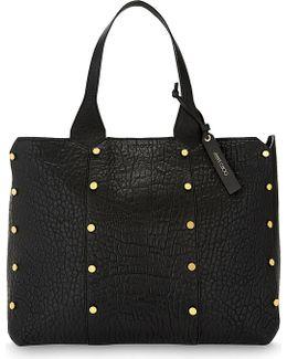 Lockett Shopper Leather Tote
