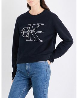Harper True Icon Cotton-jersey Sweatshirt