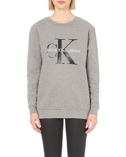 Halan Cotton-jersey Sweatshirt