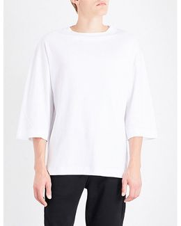 Hyper Cotton-blend Sweatshirt