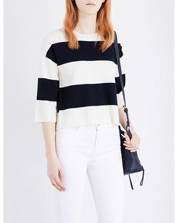 Estero Knitted Wool Jumper