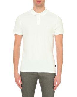 Jacob Cotton-piqué Polo Shirt