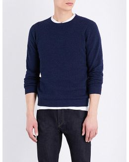 Sawart Knitted Cotton Jumper