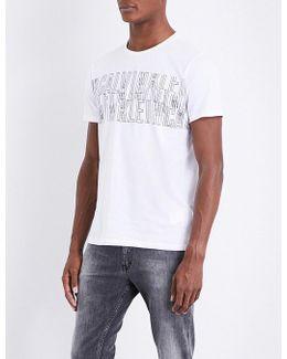 Japet Cotton-jersey T-shirt