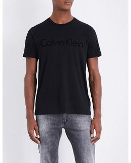 Jalo Cotton-jersey T-shirt
