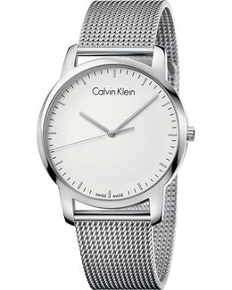K2g2g126 City Stainless Steel Watch