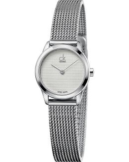 K3m2312y Stainless Steel Watch