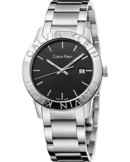 K7q21141 Steady Stainless Steel Watch