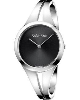 K7w2m111 Addict Stainless Steel Watch