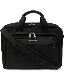 @work Medium Expandable Laptop Briefcase