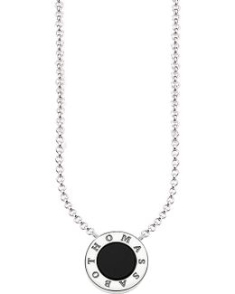 Glam & Soul Classic Sterling Silver Necklace